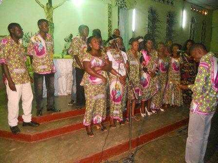 Visite pastorale de Mgr Daniel Nlandu à Christ-Roi (29)