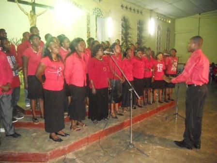 Visite pastorale de Mgr Daniel Nlandu à Christ-Roi (32)