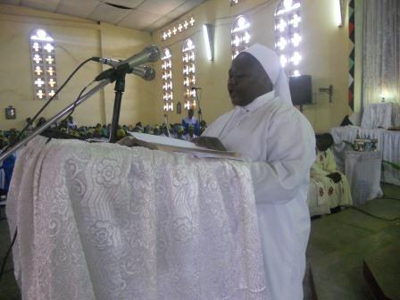 Visite pastorale de Mgr Daniel Nlandu à Christ-Roi (46)