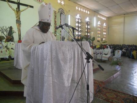 Visite pastorale de Mgr Daniel Nlandu à Christ-Roi (52)