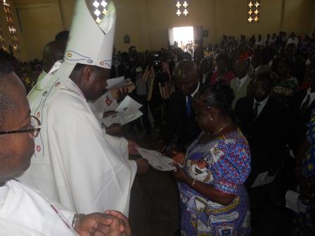 Visite pastorale de Mgr Daniel Nlandu à Christ-Roi (70)
