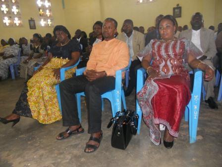 Visite pastorale de Mgr Daniel Nlandu à Christ-Roi (72)
