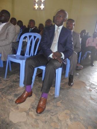 Visite pastorale de Mgr Daniel Nlandu à Christ-Roi (73)