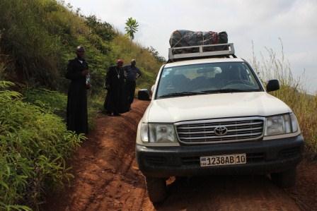Visite pastorale de Mgr Daniel Nlandu à Miyamba (47)