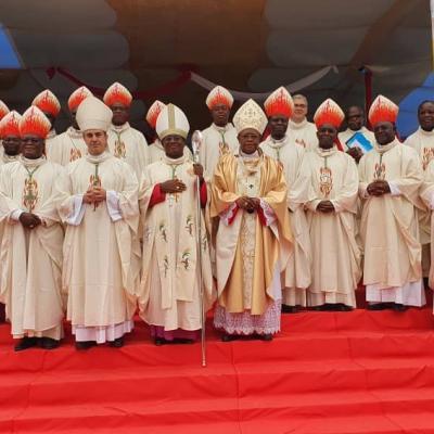 Ordination Episcopale de Mgr José-Claude