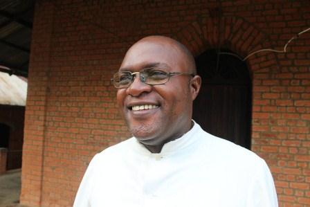 Abbé Paul Kitoko