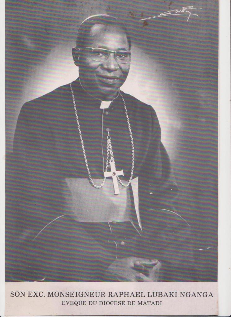Mgr Raphaël Lubaki