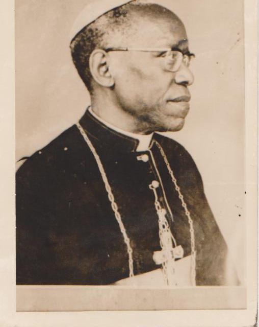 Mgr Simon Nzita