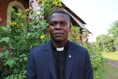 Père Jean-Robert DIYABANZA LUYINDULA